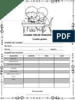 EXAMEN 4to grado  3T KOALIN.pdf