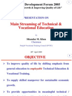 Technical Education in Pakistan