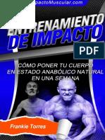 Impacto Muscular PDF, Libro de Frankie Torres.pdf