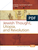 [Value Inquiry Book] Elena Namli, Jayne Svenungsson, Alana M. Vincent (eds.) - Jewish Thought, Utopia, and Revolution (2014, Brill _ Rodopi).pdf