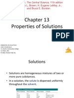 chapter 13 Properties of Solutions.ppt
