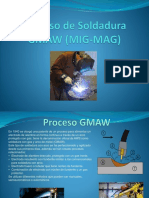 Proceso GMAW-