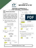 06. Notación Funcional y Polinómica - Algebra