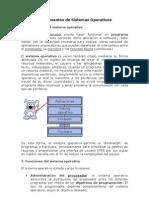 Conceptos y Fundamentos de Sistemas Operativos