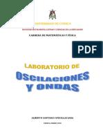 Lab Oscilaciones y Ondas