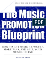 Music Promotion Blueprint 2019 Update