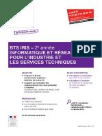 Bts Informati Que Et Réseaux