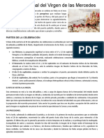Fiesta Patronal del Virgen de las Mercedes.docx
