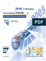 PBS Software Solutions 2006