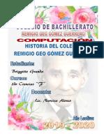 Historia Del Remigio 25 Hojas Briggeti Granda