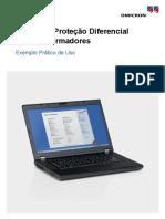 TU Advance Differential Transformer Example PTB