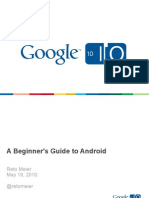 Android Beginners Guide