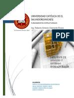 Metodos de Analisis y Sistemas Estructurales.nuñez, Jimenez,Monterosa,Amaya
