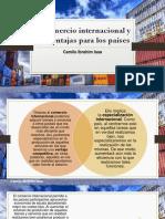 Camilo Ibrahim Issa_El comercio internacional y sus ventajas para los países