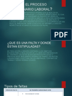 QUE ES EL PROCESO DISCIPLINARIO LABORAL EXPOSICION (1).pptx