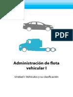 Administración de Flota Vehicular