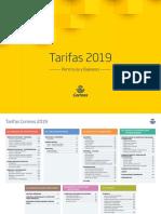 Correos - Tarifas 2019 v3