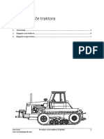 Calculation of Tractor Drawbar Pull