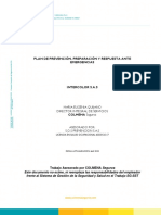 Plan Emergencias Intercolor - Actualizacion 2018