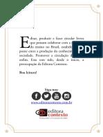 Portugues Brasileiro Leia Um Trecho