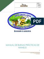Buenas Practicas de Manufactura Apicordillera