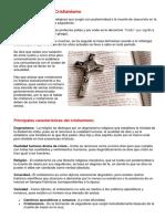 Características Del Cristianismo