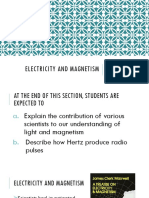 28. Electricity and Magnetism