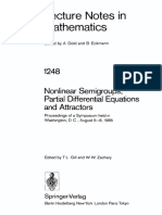 Epdf.pub Nonlinear Semigroups Partial Differential Equation