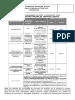 Plantilla de Cronograma Para Formacion Complementaria Virtual