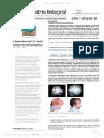 Trastornos Del Tamaño y La Forma Del Cráneo