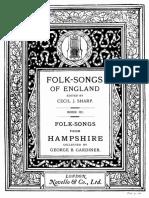 IMSLP534507-PMLP638432-HEDHammond CJSharp Folk-Songs From Dorset FSofE Vol.1