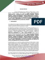Estudios Previos EJERCITO