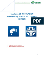 Manual Instalacion Watercad