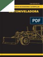 Manual Motoniveladoras Estructura Sistemas Partes Componentes Mantenimiento Controles Tecnicas Operacion Nivelacion (1)5