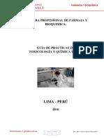 1 a 9. Prac Toxicologia Ufr 2019