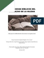 Paradigmas Biìblicos 2nd Edicioìn Revisada
