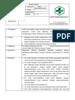 7.4.1 SPO Audit Klinis Terbaru