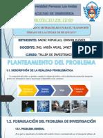 Exp. Final-modelo Tecnico Sistematizado Para El Transporte Urbano de La Ciudad de Huancayo