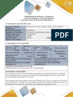 Guía Para El Uso de Recursos Educativos - Crucigrama - Conceptos de La Antropología
