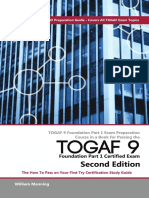 TOGAF 9 Foundation Part 1 Exam Preparation Course in a Book for Passing the TOGAF 9 Foundation Part 1 Certified Exam - The How To Pass on Your First Try Certification Study Guide - Second Edition ( PDFDrive.c (1).pdf