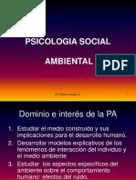 Psicologia ambiental