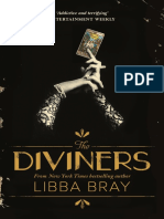 The Diviners by Libba Bray Extract