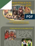 Diversidad _tnica en El Per