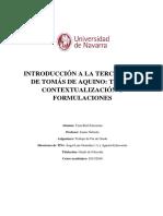 Introduccion a la tercera via de Tomas de Aquino- Temas, contextualizacion y formulaciones.pdf