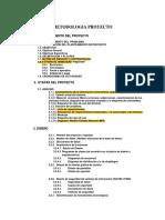 metodologia proyecto