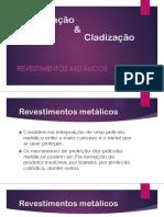 Metalização