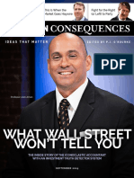 September 2019 American Consequences