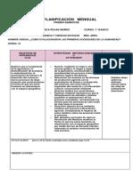 PLANIFICACION  2019 Historia geografia y ciencias sociales 7° ABRIL (1)