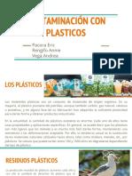Contaminación Con Plasticos