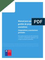 DAES Manual Para Apoyar La Gestión de Proyectos Asociativos 2015